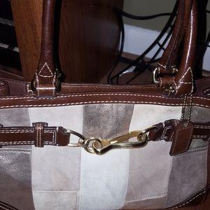 Coach Hampton patchwork limited bag. The original